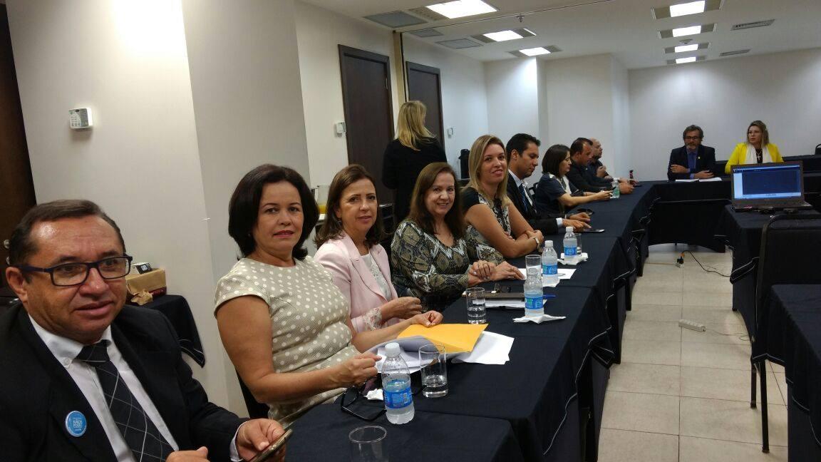 Nova Presidente Participa Da Reunião Nacional Da Undime