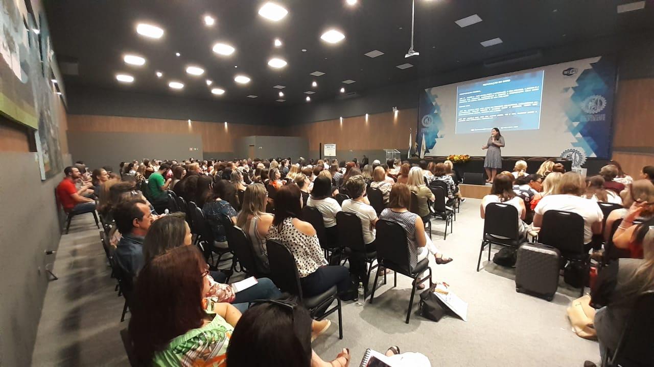 Fórum Estadual da Undime-Paraná é concluído com sucesso