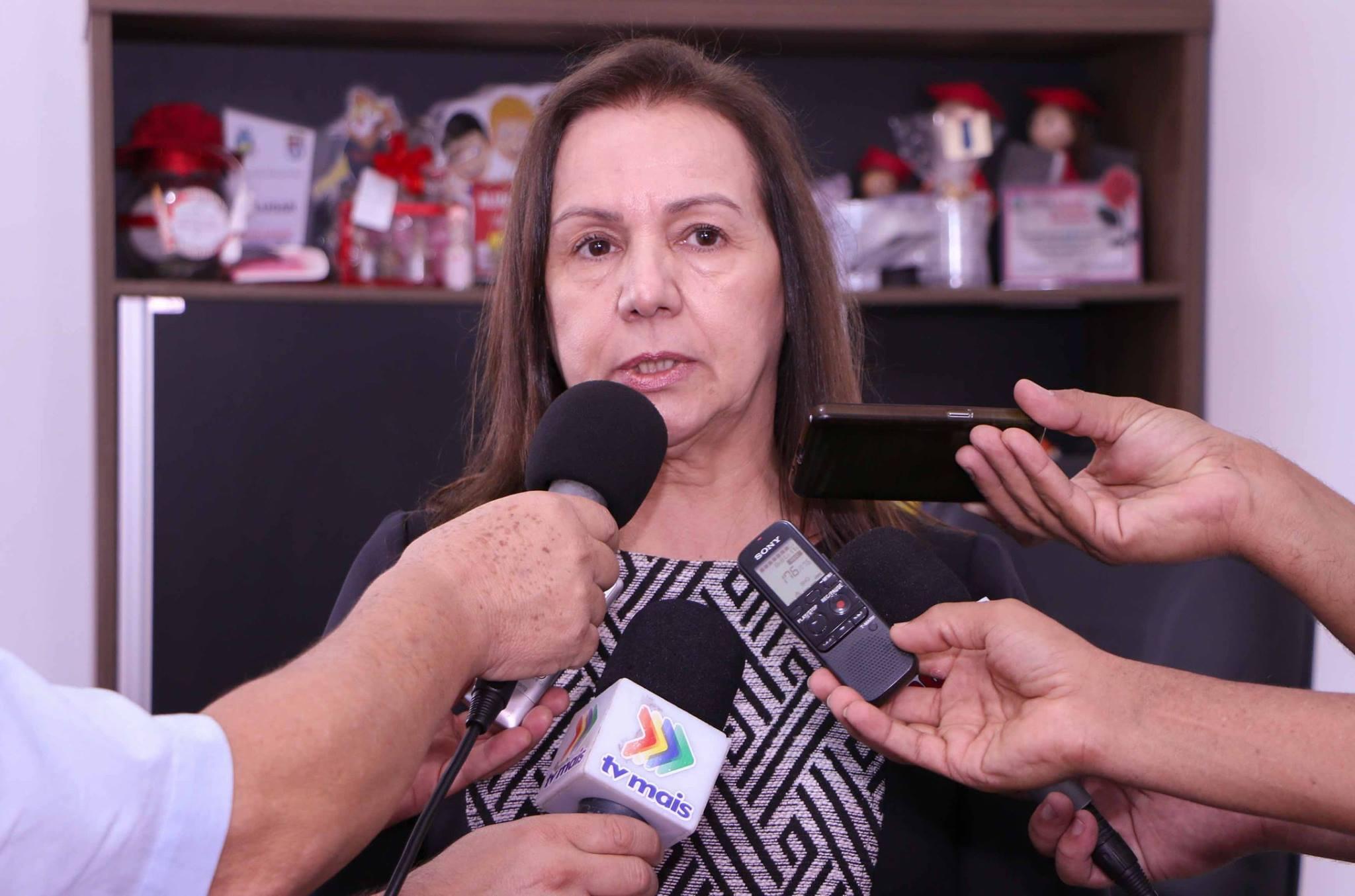 Professora Marli De Apucarana é A Nova Presidente Da Undime Paraná