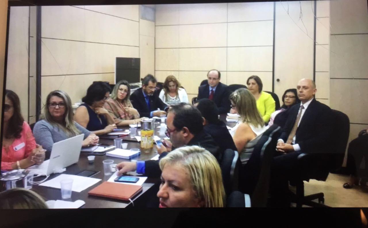 Presidente Da Undime Paraná Participa Da Reunião Sobre Programas Para 2017